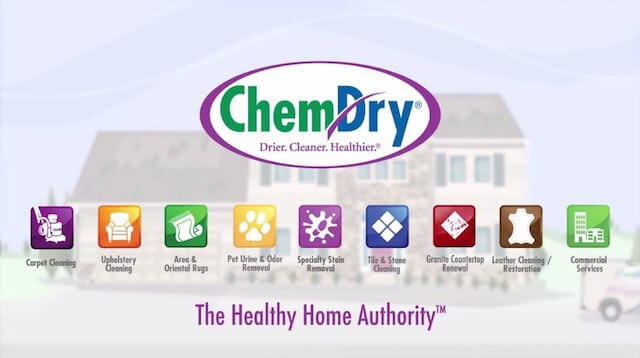 chemdry fort wayne cleaning services